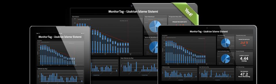 MonitorTag ile sistemlerinizi takip edin!